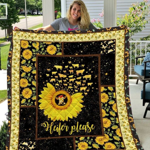 Quilt Blanket/You Are My Sunshine