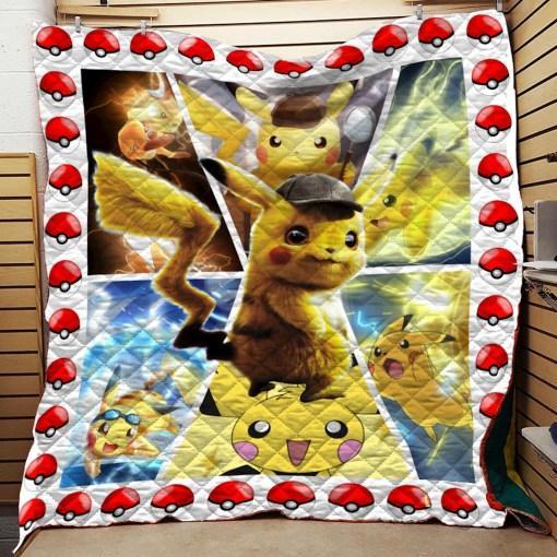 Quilt Blanket/Pokemon Quilt