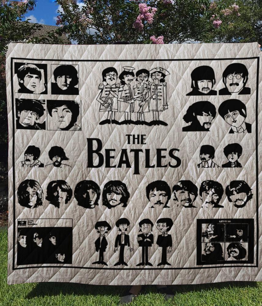 Quilt Blanket/The Beatles Quilt
